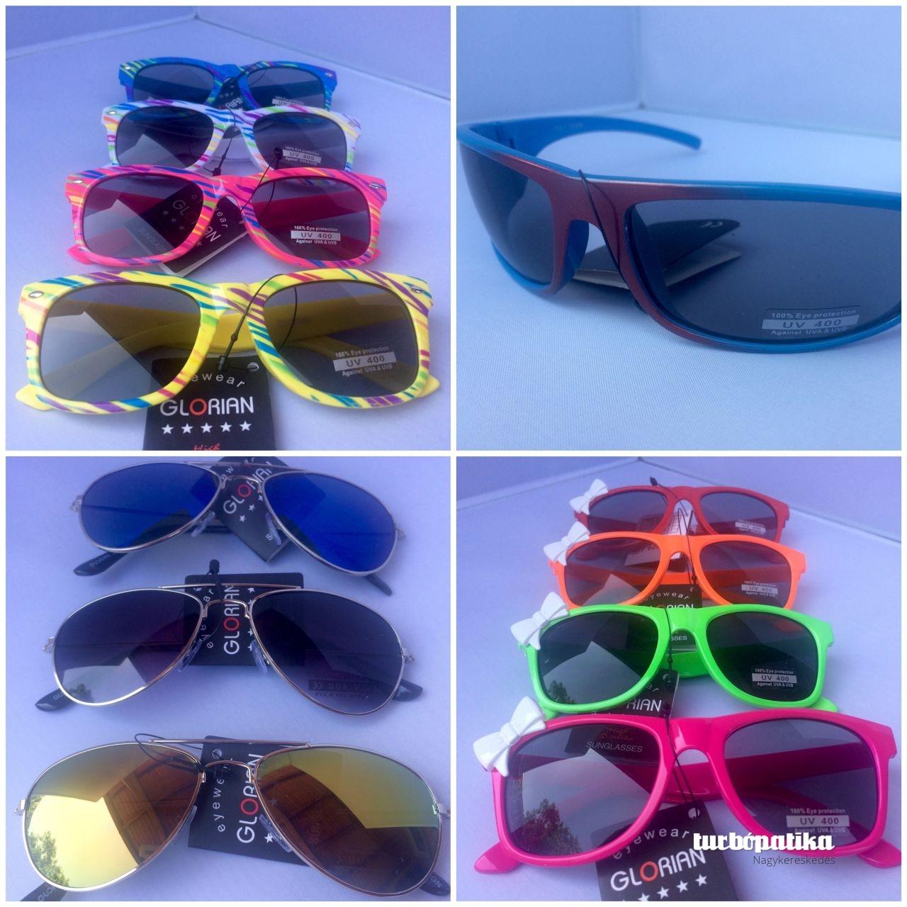 15 db-os gyerek napszemüveg multi-pack vegyes UW400